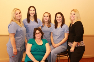 Robert J Kelly DDS & Associates Receptionists Picture 2013